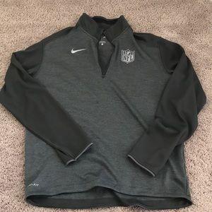 NWOT Nike quarter zip NFL pullover